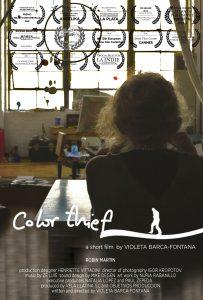 Color thief short film