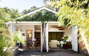 cabaña en el jardin 3