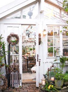 cabaña en el jardin 6