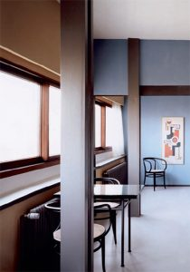 Weißenhof-Siedlung, Museo Weißenhof de Stuttgart, casa de Le Corbusier