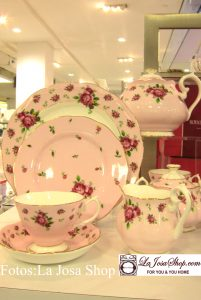 Royal Albert en Macy's