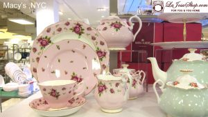 royal albert old country roses pink vintage