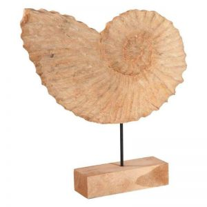 fiigura caparaon de madera