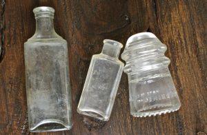 Antiguos tarros de cristal La Josa shop