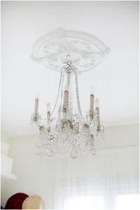 lampara barroca de cristal