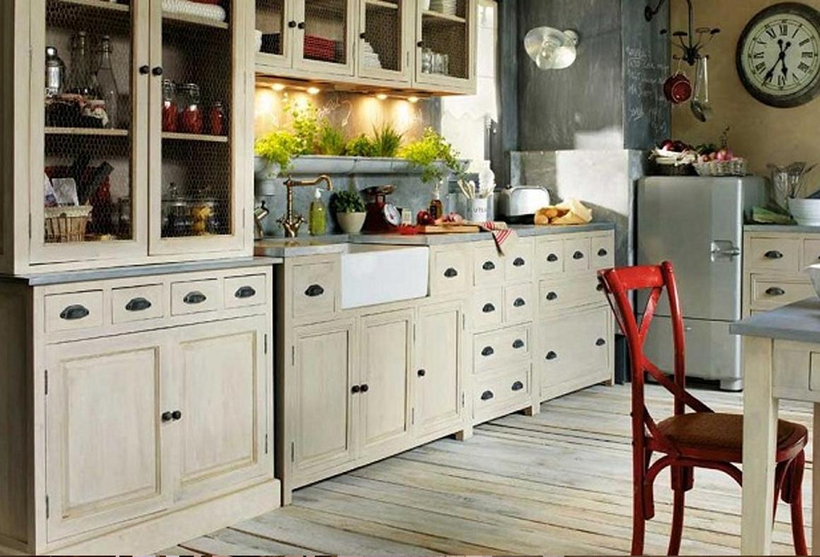 cocina blanca, DECORACION COCINAS