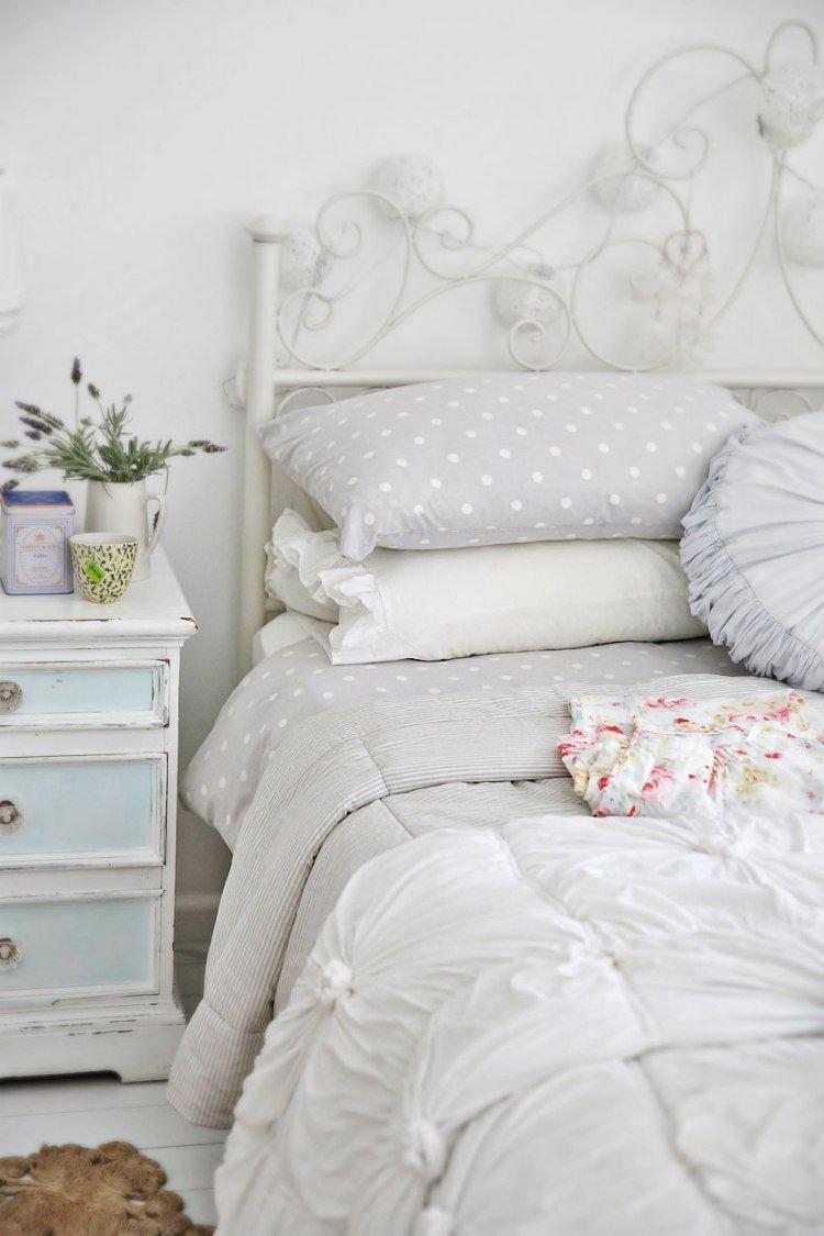 Habitacion cama forja la josa shop