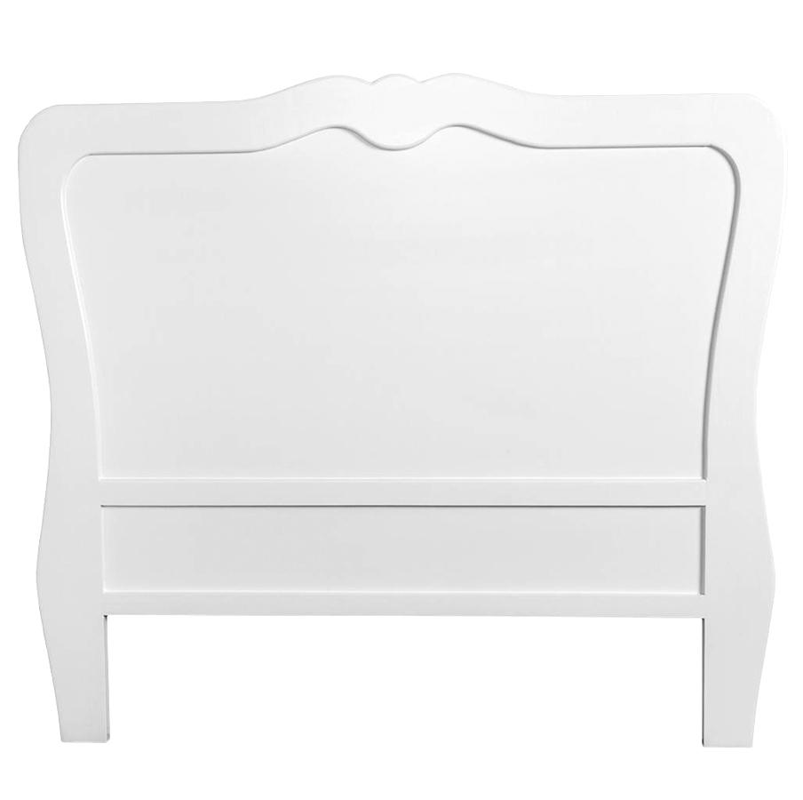 cabecero estilo vintage shabby chic , estilo frances romantica muebles blancos