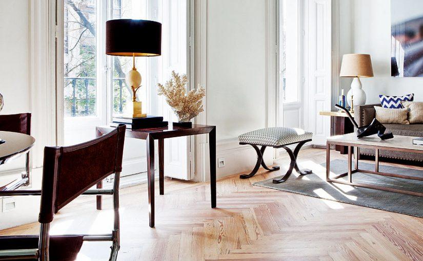 Precioso y luminoso apartamento en Madrid