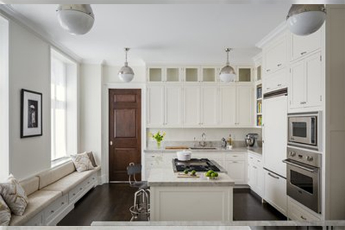 Apthorp Apartment cocina