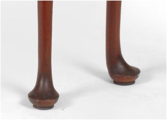 Pad Foot furniture la josa sntiques