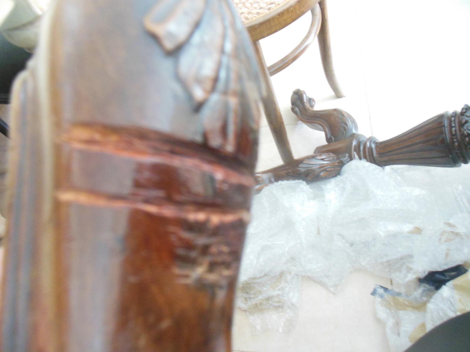 restaurando pata chippendale restaurando antiguedades en la josa shop 00