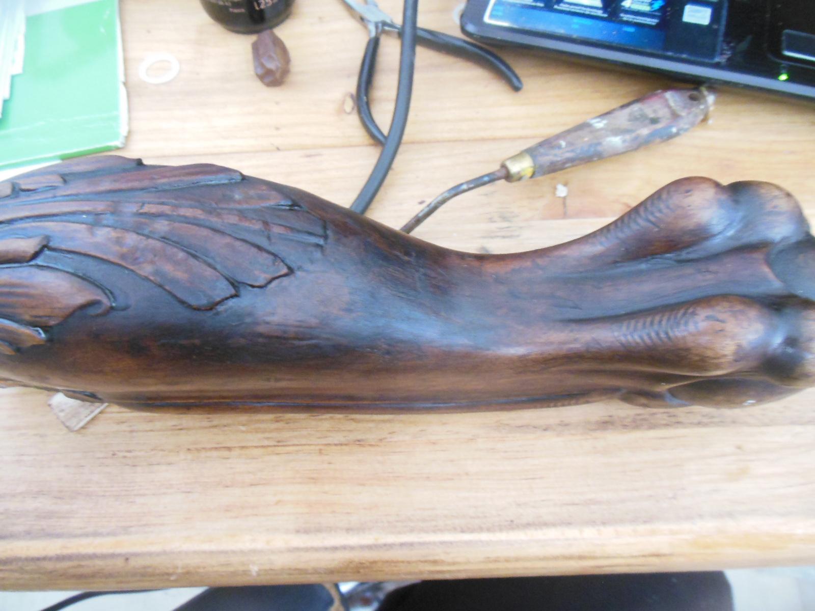 restaurando pata chippendale restaurando antiguedades en la josa shop 3