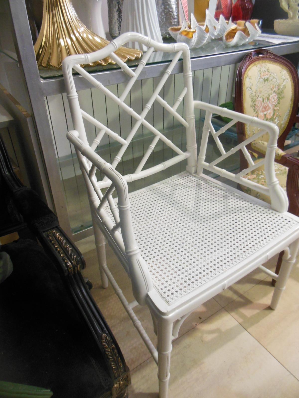 sillas estilo chinoiserie en la josa shop