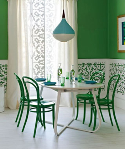 sillas thonet verde la josa shop