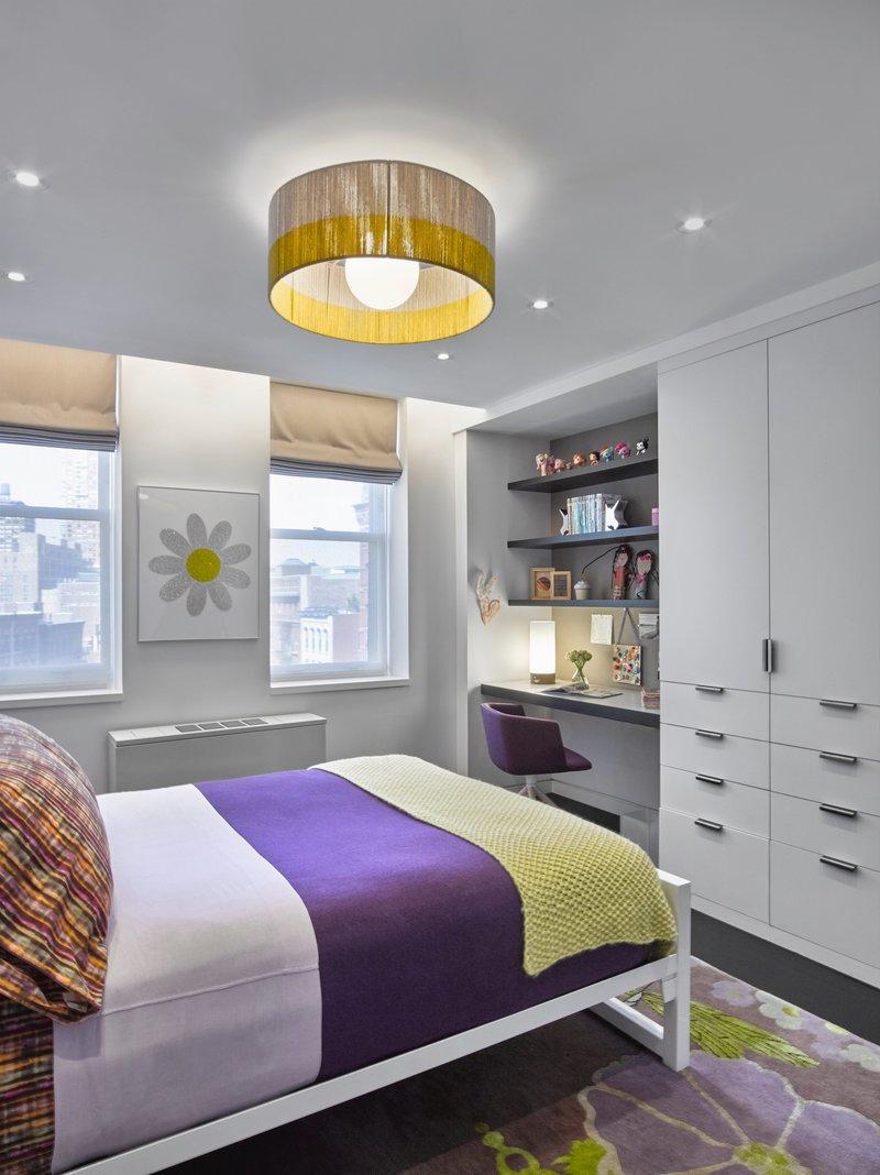 dormitorio enpartamento de tribeca