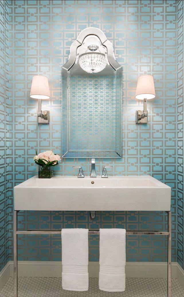 7 espejos baño