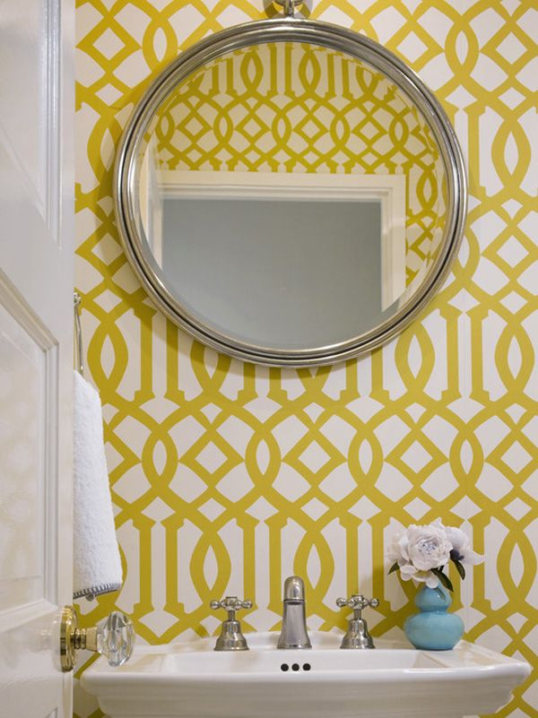 9 espejos baño