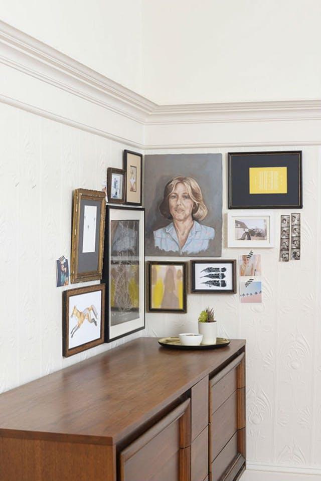 arte y marcos en la pared 6
