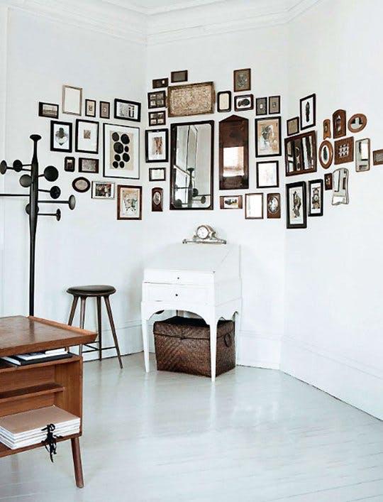 arte y marcos en la pared 8