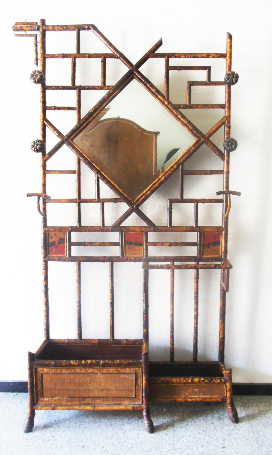 entrada chippendale chinoiserie S XVII o principios XIX la josa gllery1