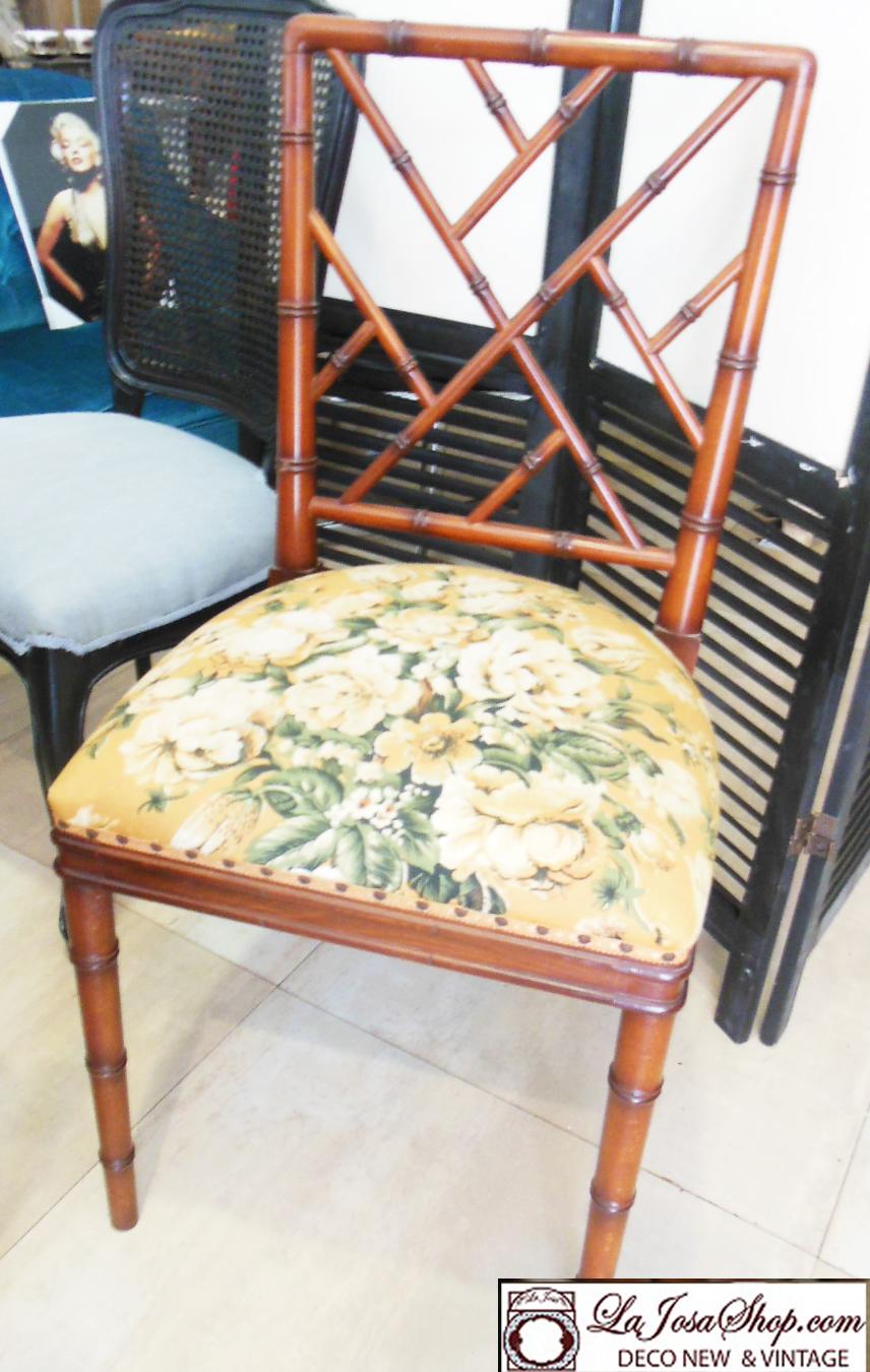Fotos de muebkles chippendale chinoiserie nuevos vintage y antiguos a la venta en La Josa Shop online..