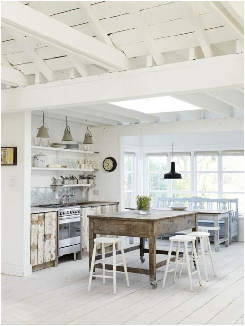 techos de madera en blanco copy