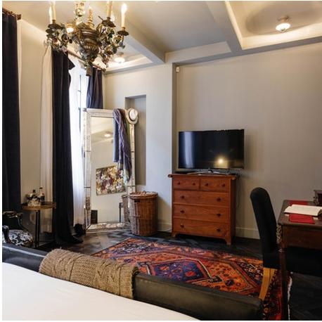 imagenes apartamento en el west village de new york cornelia street