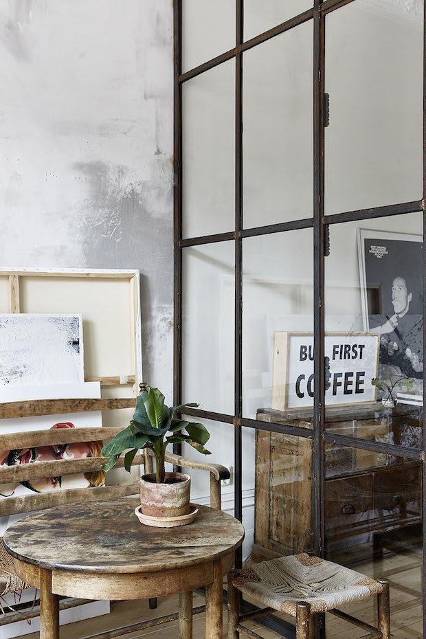 casa-studio de artista sueca 7