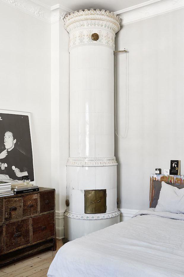 casa-studio de artista sueca